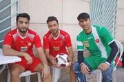 سه بازیکن پرسپولیس در آستانه محرومیت از دربی