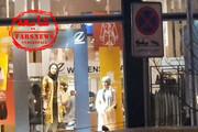 ببینید | واقعیت ویدئوی جنجالی استفاده از مانکنهای زنده در فروشگاه تهران