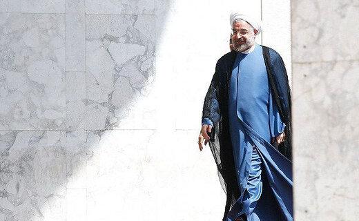 واکنش توئیتری روحانی به توطئه موسوم به معامله قرن