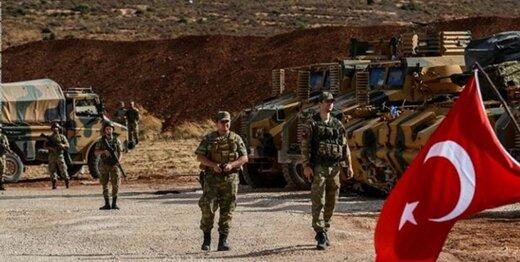 اقدام تازه ترکیه در سوریه