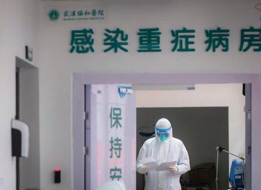 قربانیان کروناویروس در چین به ۱۳۲ تن رسید