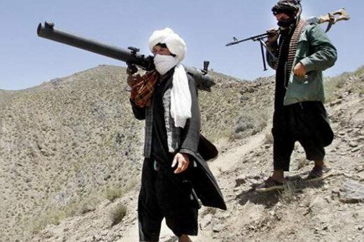 ببینید | ویدئویی که صدا و سیما مدعیست ساقط کردن هلیکوپتر آمریکایی به دست طالبان است