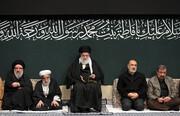 سیداحمد خاتمی در مراسم عزاداری حسینیه امام خمینی(ره): معامله قرن آمریکایی ها، جنایت قرن است