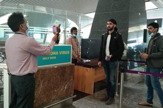 هند پروازهایش به مقصد چین را لغو کرد