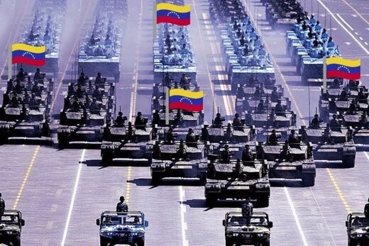 مسکو به حفظ توان دفاعی ونزوئلا کمک می کند