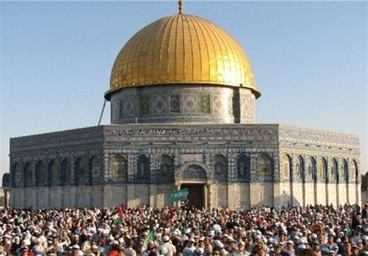 وعده بی بی به اماراتیها برای سفر به بیت المقدس و نماز خواندن در مسجدالاقصی