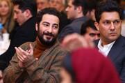 تصاویر | الناز شاکردوست، نوید محمدزاده و حامد بهداد در شب منتقدان و نویسندگان سینما