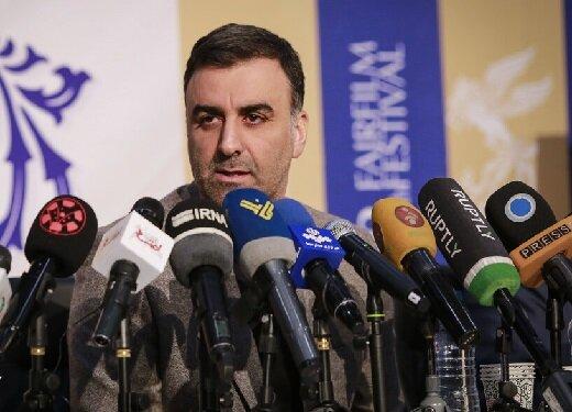 پیام خداحافظی ابراهیم داروغهزاده، دبیر پیشین جشنواره فیلم فجر