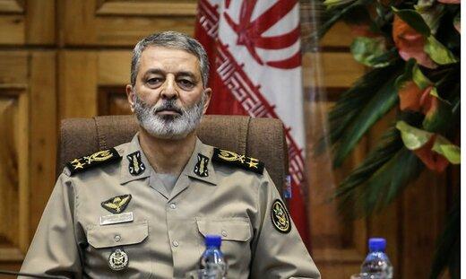 پیام فرمانده کل ارتش به مناسبت آغاز دهه فجر/ انقلاب اسلامی موجب دفع فتنهها از منطقه شده است