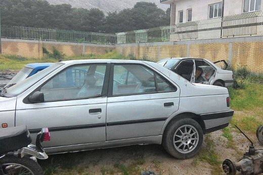 فروشنده خودرویی که به جای پول، سکه میگرفت، دستگیر شد