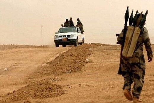 تروریستهای داعش ۷ غیرنظامی عراقی را ربودند