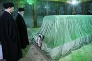ببینید   اقامه نماز رهبر انقلاب در حرم امام راحل به مناسبت آغاز دهه فجر