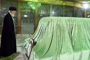 ببینید   حضور رهبر انقلاب بر مزار شهیدان عالیمقام و شهدای حادثه هفتم تیر و گلزار شهدا