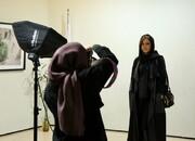 پریناز ایزدیار در نخستین روز جشنواره فیلم فجر/ عکس