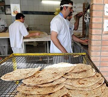 ۴۰ درصد نانواهای البرز از افزودنی غیرمجاز استفاده می کنند