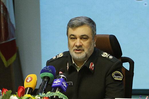 فرمانده ناجا: امنیت مردم خط قرمز ما است