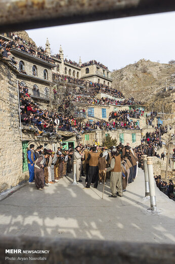 مراسم سنتی پیرشالیار