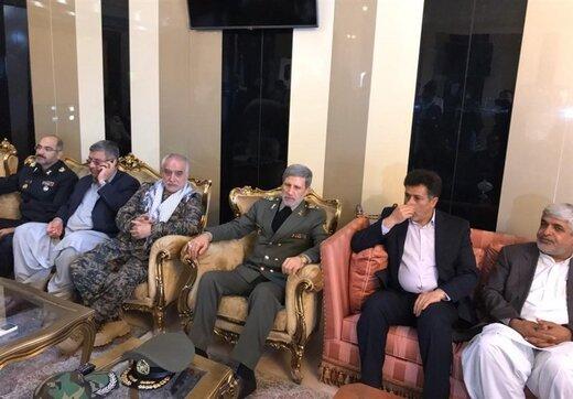 حضور وزارت دفاع با همه توان در مناطق سیل زده؛از بسیج ظرفیتهای مهندسی و درمانی تا کمکهای معیشتی و بیمهای