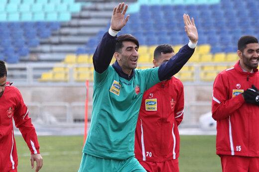 بیرانوند گرانترین بازیکن ایرانی لیگ برتر است؟
