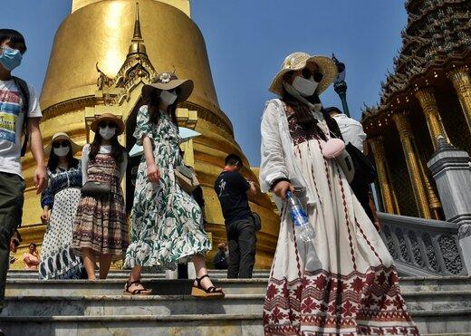 حمله کرونا به صنعت گردشگری جهان
