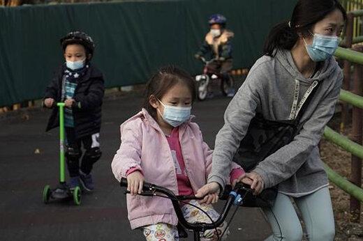 فیلم | شیوع کرونا در هنگکنگ و هجوم مردم به داروخانهها برای خرید ماسک
