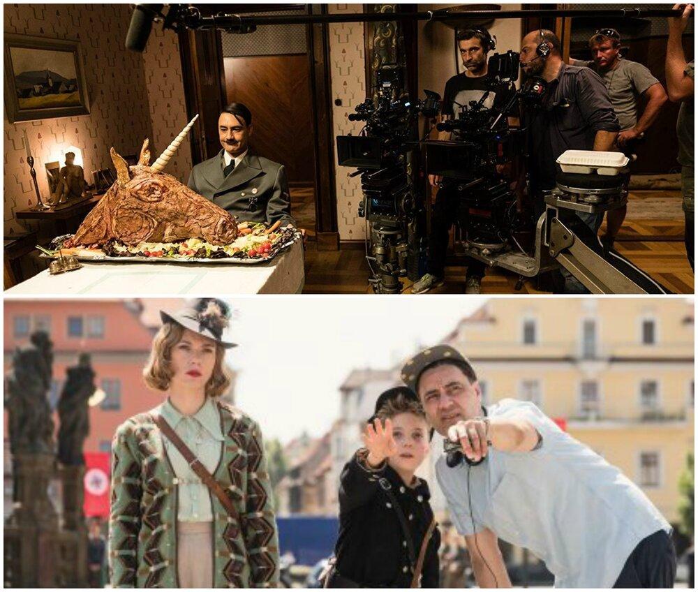از «جوکر» تا «انگل» / تصاویری از پشت صحنه فیلمهای نامزد اسکار