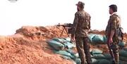 حشدالشعبی یورش داعش به یک پایگاه نظامی را دفع کرد