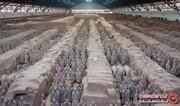 ۲۰۰ جنگجو که در اعماق زمین دفن شده بودند، سالم و دست نخورده پیدا شدند! +تصاویر