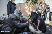 لشکر معتادان متجاهر به ۶۶ هزار نفر رسید