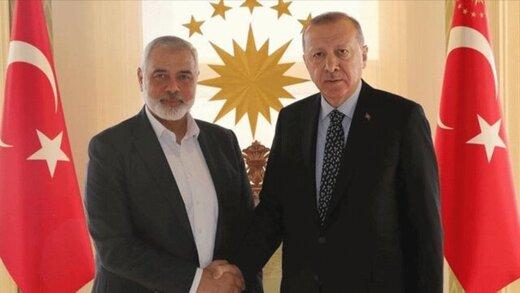 تحرکات اردوغان آغاز شد؛دیداری پشت درهای بسته