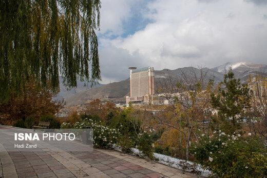 تنفس هوای «پاک» در تهران