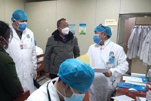 فیلم | مبتلایان به کرونا از بیمارستان ترخیص شدند
