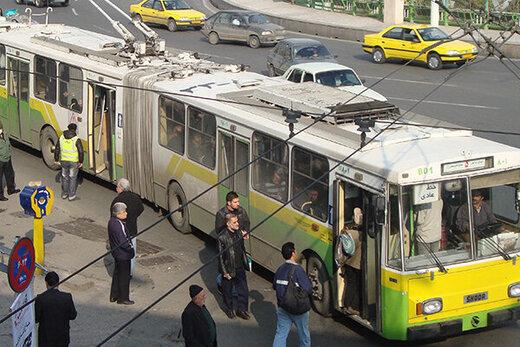 تهران راهی به جز راهاندازی اتوبوس برقی ندارد