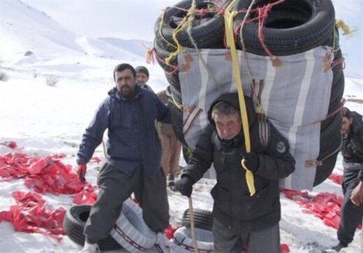 هلال احمر: کولهبرهای مفقود شده پیدا شدند