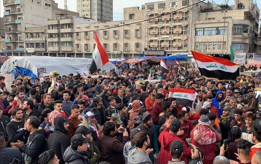 همزمان با انتخاب نخست وزیر جدید عراق ناآرام شد
