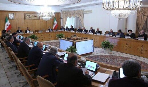 تصمیمهای هیات دولت برای مقابله با کرونا