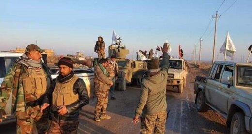 حشدشعبی حمله داعش در نینوا را دفع کرد
