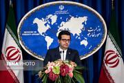 انتقاد سخنگوی وزیرخارجه از خروج ال جی و سامسونگ
