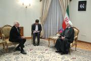 روحانی: ایران همچنان آماده تعامل و همکاری با اتحادیه اروپا است