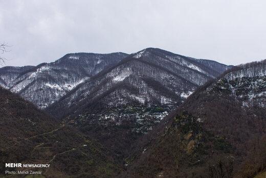 """طبیعت چشمه آبگرم """"مشه سویی"""" در اردبیل"""