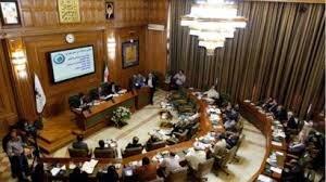 صدوهشتادویکمین جلسه علنی شورای کلانشهر کرج برگزار شد