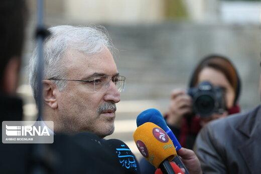 توضیح وزیر بهداشت درمورد بازگرداندن ۷۰ دانشجوی ایرانی از ووهان چین