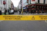 تصاویر | کشف بمب در مرکز شهر لندن