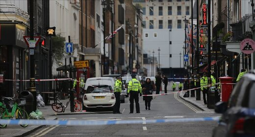 تخلیه مرکز شهر لندن به دلیل کشف بمب