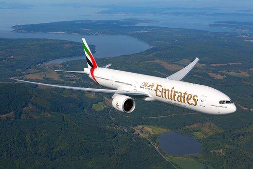 امارات هم پروازهایش به چین را به حالت تعلیق درآورد