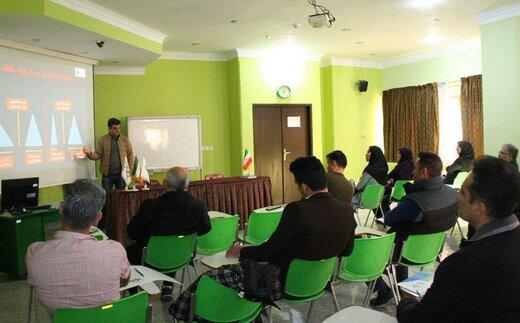 برگزاری چهارمین کارگاه آموزشی اعزام به بازی های المپیک و پارالمپیک 2020