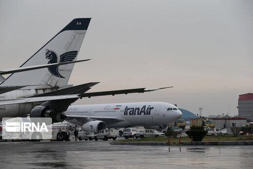 ببینید | نقص فنی در هواپیمای تهران - استانبول، کاپیتان را مجبور به بازگشت کرد