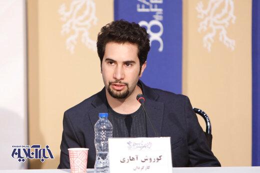 نظر کارگردان «آن شب» درباره شهاب حسینی