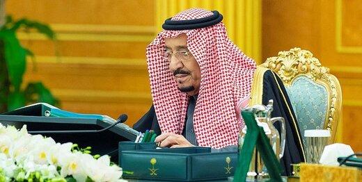 تقدیر شاه سعودی از ترامپ برای معامله قرن