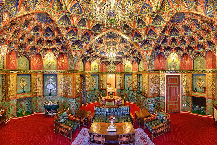 هتل عباسی اصفهان به عنوان بهترین هتل جهان شناخته شد - خبرآنلاین
